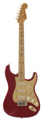 Fender Custom Shop 1957 Stratocaster Heavy Relic Dakota Red