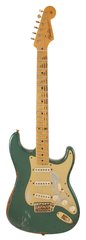 Fender Custom Shop 1957 Stratocaster Heavy Relic Sherwood Green