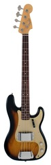 Fender Custom Shop 1959 Precision Bass 2-Color Sunburst