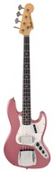Custom Shop 64 Jazz Bass Relic Burgandy Mist Metallic