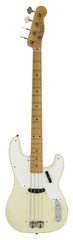 Fender Custom Shop 1955 Precision Bass Relic Vintage White