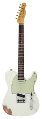Fender Custom Shop 1963 Telecaster Custom Heavy Relic Artic White