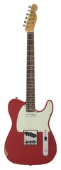 Fender Custom Shop 1963 Telecaster Heavy Relic Dakota Red