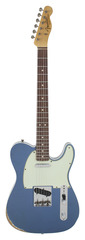 Fender Custom Shop 1963 Telecaster Custom Heavy Relic Lake Placid Blue