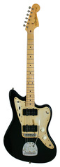 Fender Custom Shop 1958 Jazzmaster Relic Black