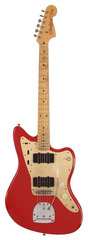 Fender Custom Shop 1958 Jazzmaster Relic Dakota Red