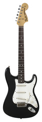 Fender Custom Shop 69 Stratocaster Black