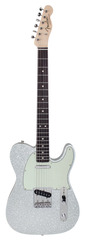 Fender Custom Shop 63 Telecaster Custom Silver Sparkle