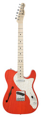 Fender Custom Shop1969 Telecaster Thinline Tennessee Orange