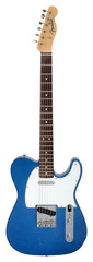 Fender Custom Shop 1963 Telecaster Closet Classic Lake Placid Blue