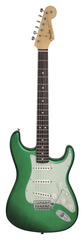 Fender Custom Shop 1963 Stratocaster Closet Classic Candy Green Metallic