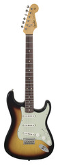 Fender Custom Shop 1962 Hardtail Stratocaster Closet Classic 2 Tone Sunburst