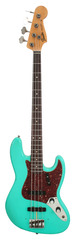 Fender 1960 Jazz Bass Journeyman Relic Seafoam Green