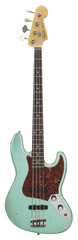 Fender 1960 Jazz Bass Journeyman Relic Seafoam Green Sparkle