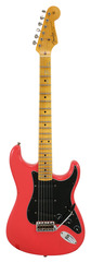 Fender Custom Shop 1963 Stratocaster Journeyman Relic Fiesta Red