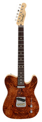 Fender Custom Shop Exotic Redwood Top Telecaster NOS Natural