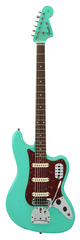 Fender Custom Shop Bass VI Namm Special Journeyman Relic Seafoam Green