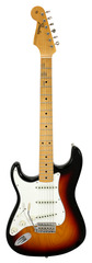 Fender Custom Shop Postmodern Stratocaster Journeyman 3 Tone Sunburst Left Handed