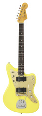 Fender Custom Shop Limited Edition 1958 Jazzmaster Canary Yellow
