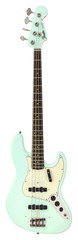 Fender Custom Shop 2017 Edition 1962 Jazz Bass Journeyman Relic Faded Surf Green