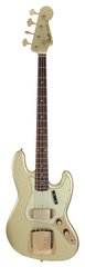 Fender 1960 Jazz Bass Relic Gold Sparkle Custom Shop
