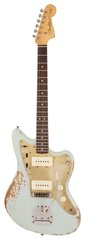 Fender Custom Shop Heavy Relic Jazzmaster Faded Sonic Blue