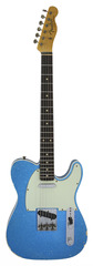 Fender Custom Shop 1960 Telecaster Custom Relic Aged Blue Sparkle