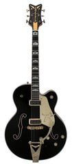 Gretsch Masterbuilt 1955 Black Falcon Custom Shop