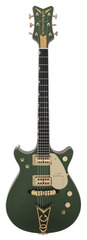 Gretsch Masterbuilt 62 Penguin Cadillac Green Double Cutaway Custom Shop