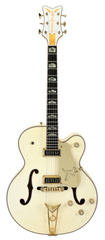 Gretsch Masterbuilt 1955 White Falcon Relic Custom Shop