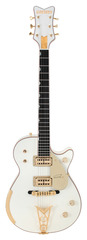 Gretsch Masterbuilt 59 White Penguin Custom Shop