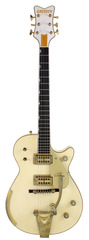 Gretsch Masterbuilt White Penguin Custom Shop Relic
