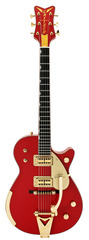 Gretsch Masterbuilt Dakota Red Penguin Custom Shop