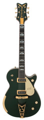 Gretsch Masterbuilt Cadillac Green Penguin Custom Shop