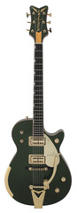 Pre-Owned Gretsch Masterbuilt Cadillac Green Penguin Custom Shop