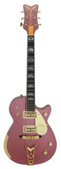 Gretsch Masterbuilt Burgundy Mist Penguin Custom Shop