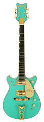 Gretsch Masterbuilt 62 Penguin Seafoam Green Custom Shop