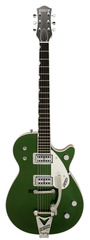 Gretsch Masterbuilt 1959 Duo Jet Custom Shop Cadillac Green