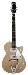Gretsch Masterbuilt 1959 Duo Jet Custom Shop Shoreline Gold