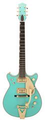 Gretsch Masterbuilt 1960s Foam Green Jet Firebird Custom Shop