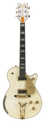 Gretsch Custom Shop 1955 White Penguin Relic