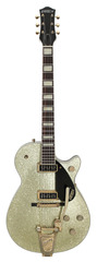 Gretsch Masterbuilt 1955 Gold Sparkle Jet Custom Shop