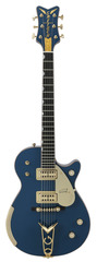 Gretsch Masterbuilt Peacock Irides Blue Penguin Custom Shop