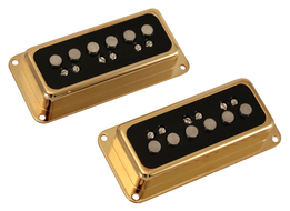 Gretsch Dynasonic Pickup Set Gold