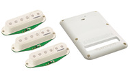 Fishman Fluence Strat Pickup Set and Battery Pack