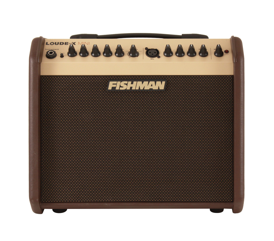fishman loudbox mini acoustic electric guitar amplifier rainbow guitars. Black Bedroom Furniture Sets. Home Design Ideas