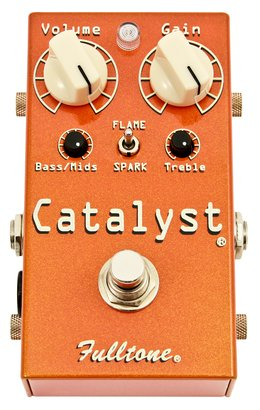 Pre-Owned Fulltone Catalyst Fuzz/OD