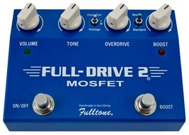 Fulltone Fulldrive 2 Mosfet Overdrive Pedal