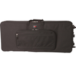 Gator GK-88 Lightweight Case<BR>w/ Wheels for 88-Key Keyboards