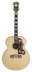 Gibson Montana J-200 Gold Flame Maple Acoustic Guitar Limited Edition